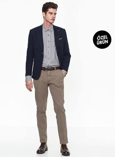 Beymen Business Slim Fit Pantolon Vizon
